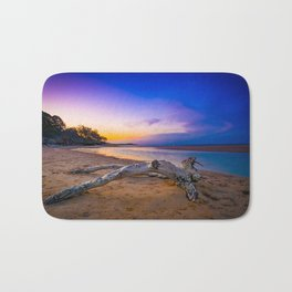 North stradbroke island Bath Mat