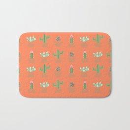 Many Cute Cacti Bath Mat