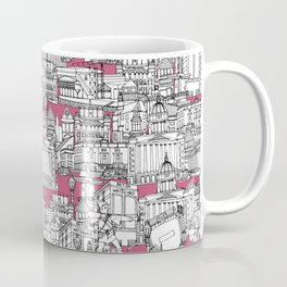 NOTTINGHAM BUBBLEGUM Coffee Mug