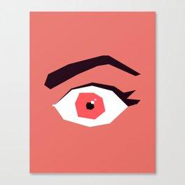 I see you! Canvas Print