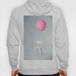 Big pink balloon Hoody