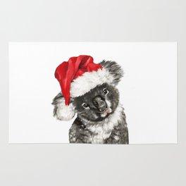 Christmas Koala Rug