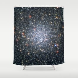 Globular cluster 47 Tucanae,  NGC 104  in the constellation Tucana Shower Curtain