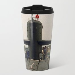USS SIMON BOLIVAR (SSBN-641) Travel Mug