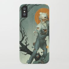 Aboard a Dying Construct Slim Case iPhone X