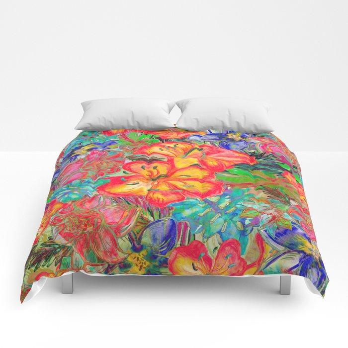 My Tropical Garden 6 Comforters