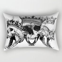 The Ancients kings Rectangular Pillow