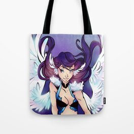 BlueAngel Tote Bag