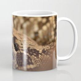 A Pair of Snake Eyes Coffee Mug