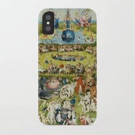 Hieronymus Bosch iPhone Case
