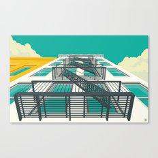 West Village NYC Canvas Print