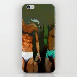 Bods_460 iPhone Skin