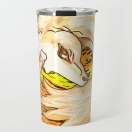 Otherworld Unicorns 6: Autumn Ether Travel Mug