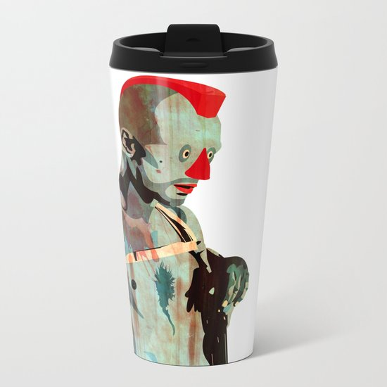 Travis Metal Travel Mug