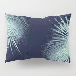 Fan Palm Leaves Paradise #9 #tropical #decor #art #society6 Pillow Sham