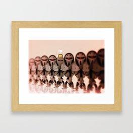 Frakkin' Toasters Framed Art Print
