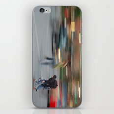 New York City Skaters #1 iPhone & iPod Skin