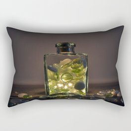 Lightbeads Rectangular Pillow