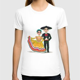 Mexican Couple - Jalisco T-shirt