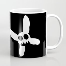 Necrotic Pixies Jolly Rodger Coffee Mug