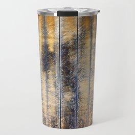 Blank texture Travel Mug