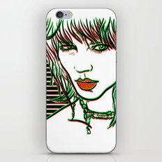Freja iPhone & iPod Skin