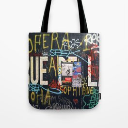 RUEDELA Tote Bag