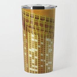 Three Logan Square - Philadelphia Travel Mug