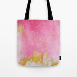 Pinkish Tote Bag