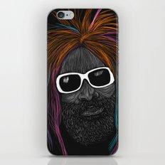 George Clinton iPhone & iPod Skin