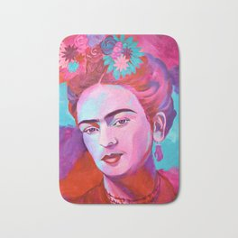 Frida Khalo Bath Mat