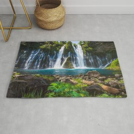 Burney Falls Delight Rug