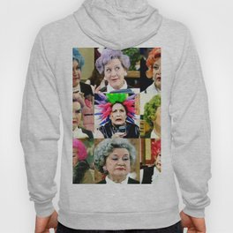 The Faces of Slocombe Hoody