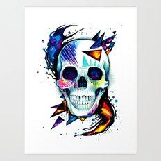 -Look to the Eternities- Art Print
