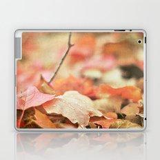 Forest Floor in Autumn Laptop & iPad Skin