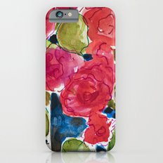 For the roses Slim Case iPhone 6
