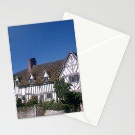 Mary Arden * 15th Century * England * 1950's * Vintage Photo * Travel Photography * Kodachrome Stationery Cards