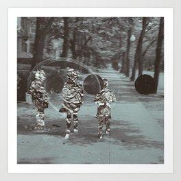 019 Art Print