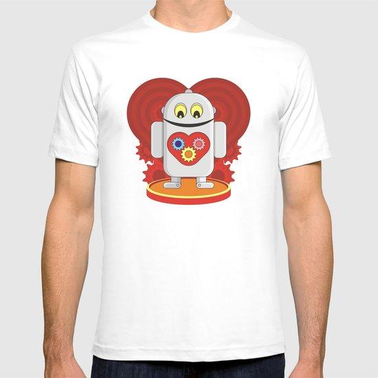 roboluv T-shirt