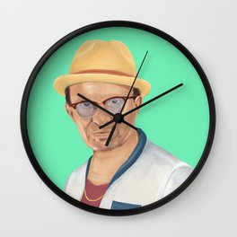 The Israeli Hipster leaders - Menachem Begin Wall Clock
