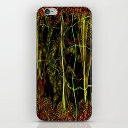 Enraged iPhone Skin