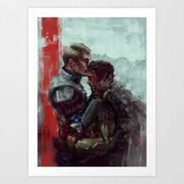 A Higher Form of War Art Print