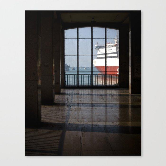 Ancona, Italy Canvas Print