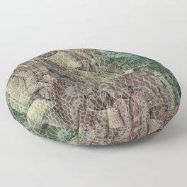 Ereshkigal Floor Pillow