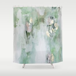 Leaf It Alone Shower Curtain