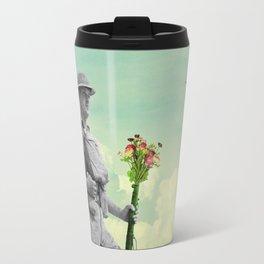Conquered Travel Mug