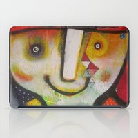 instagram iPad Cases featuring Miss Instagram  by SheThinksinColors