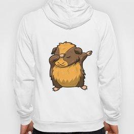 Dabbing Guinea Pig Shirt Hamster Cavy Dab Pet Gift Hoody