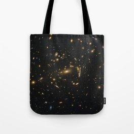 Galaxy cluster MACSJ1206 Tote Bag