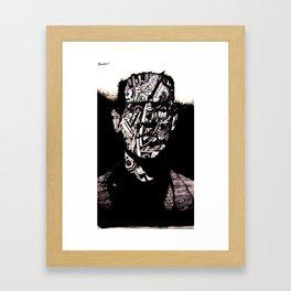 Monster #2 Framed Art Print